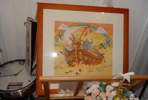 Laura Wall Noah's Ark