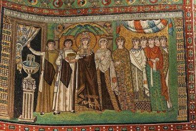 la storia e i musei dedicati al mosaico