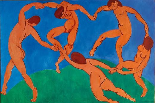 Henri-Matisse-La-danza