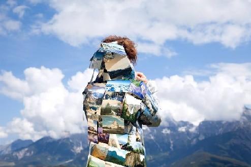 arte contemporanea e montagne a bari