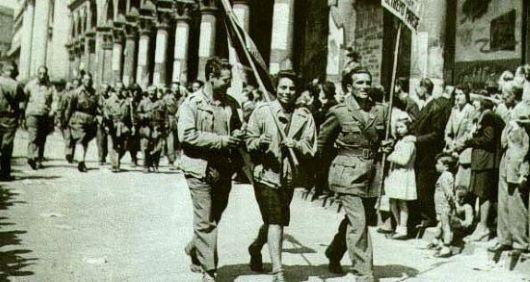 partigiane e partigiani seconda guerra mondiale