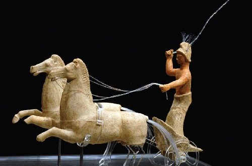 i cavalli e l'arte di scena al giardino di boboli a firenze