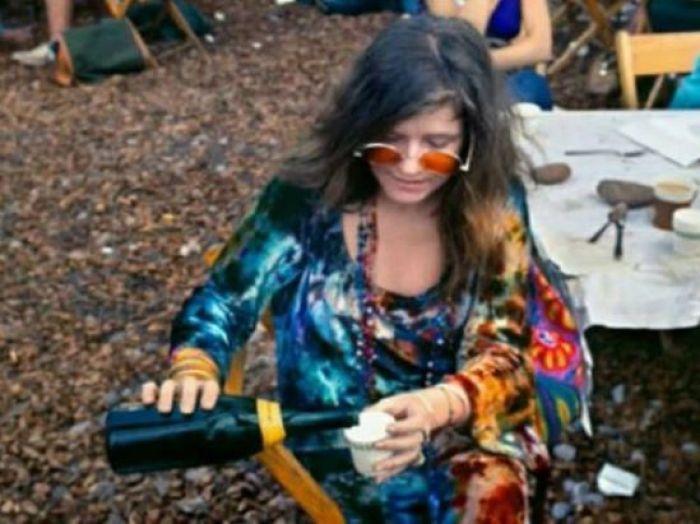 janis joplin al festival di woodstock 1969