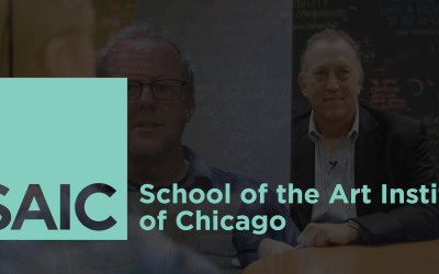 Conversation at the School of Art Institute of Chicago