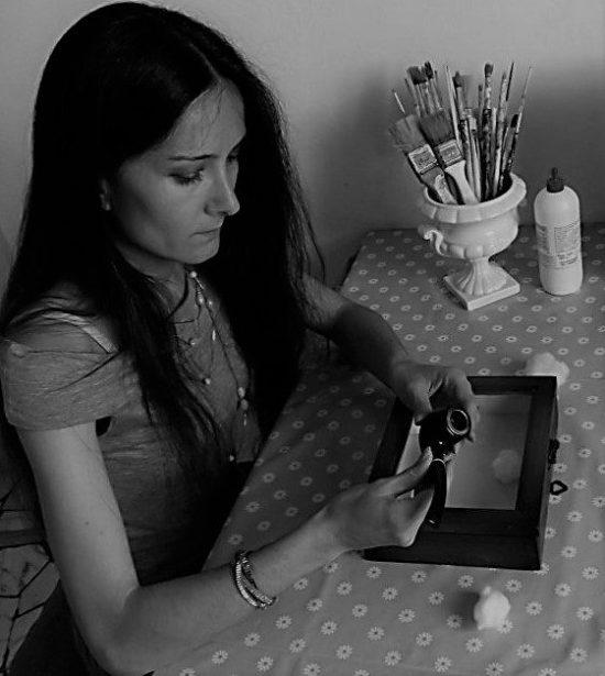 Simona Cozzupoli: l'Arte della contemplazione