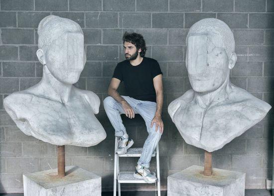 Federico Clapis, l'Arte che dialoga…
