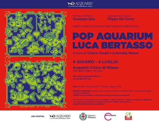 POP AQUARIUM di Luca Bertasso