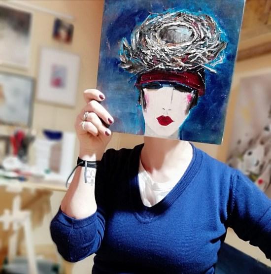 Il microcosmo artistico di Aurora Iogà.