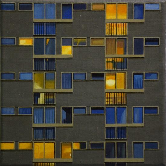 Le armonie architettoniche di Marta Mez