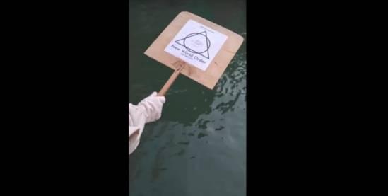 """Venice Faktory : Video Promo """"NEW WORLD ORDER"""", Inaugurazione Giovedi 9 Settembre a Venezia."""