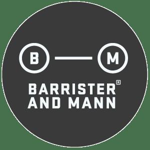 BARRISTER+MANN