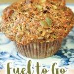 Fuel To Go Muffins Art And The Kitchen