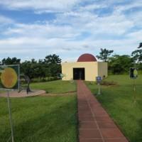 ll planetario di san cosme y san damian costruito sul luogo dove il gesuita padre Buenaventura Suarez aveva edificato un centro astronomico tra I piu' avanzati dell'epoca