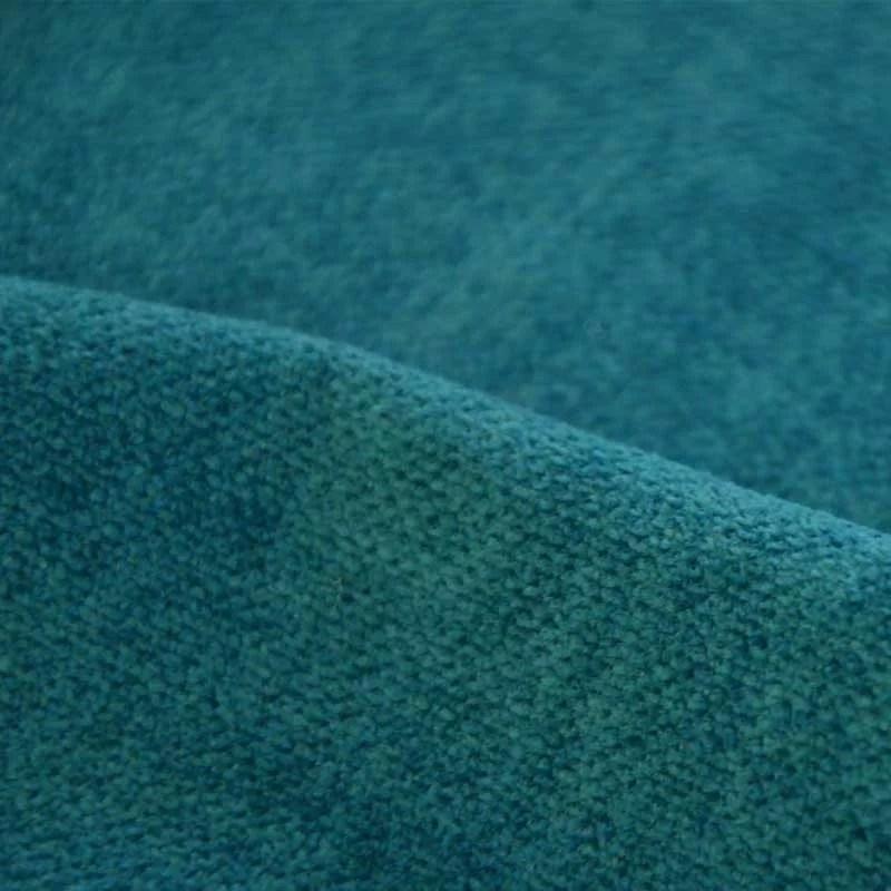 tissu casal collection amara non feu m1 bleu canard 140cm