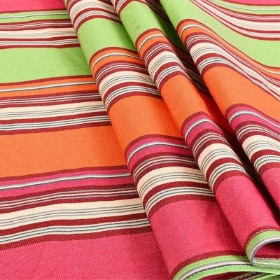 toile transat rayures multicolores 78 43 cm
