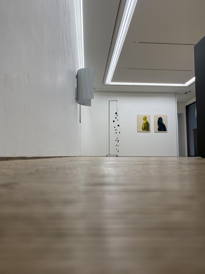 グザヴィエ・ヴェイヤン展「Chemin Vert(緑の小道)