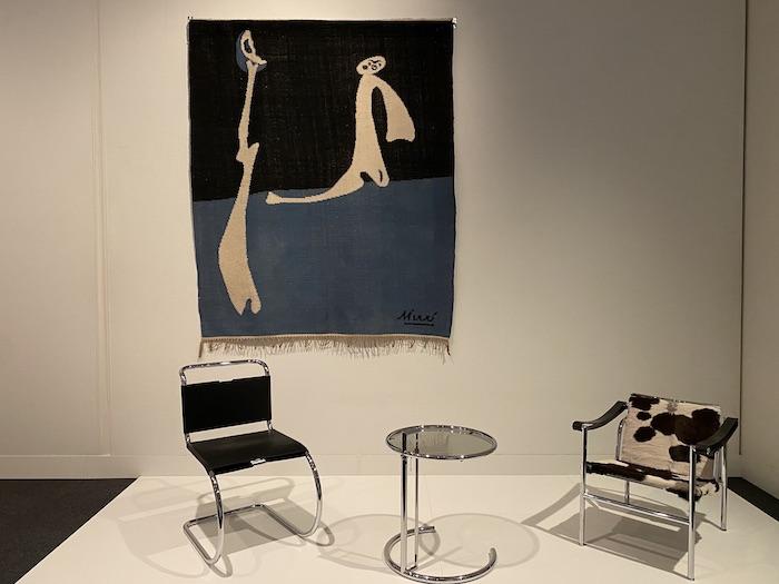 埼玉県立近代美術館 4つの水紋 3章 椅子の美術館