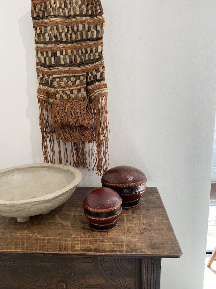 resilience - Art, antique and objects curated by Kojiro Nagumo maho kubota gallery