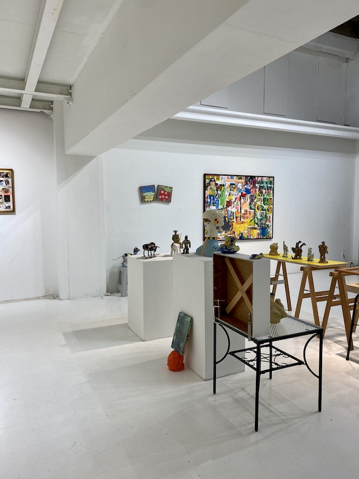 CALM & PUNK gallery 宮澤謙一 個展 ''LIVING DEAD STOCK'
