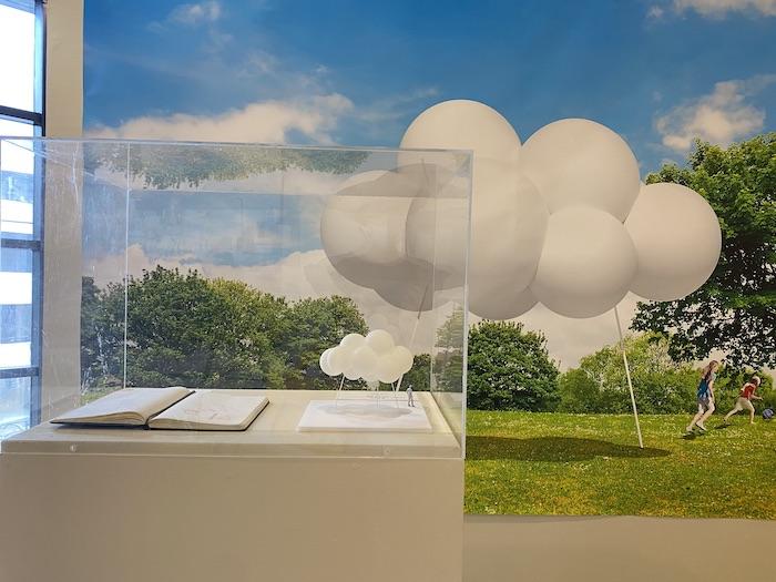 PAVILION TOKYO2021/パビリオン・トウキョウ展 ワタリウム美術館 藤本壮介 雲のパビリオン