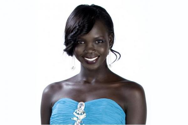Modong Manuela Mogga miss africa 2013