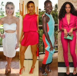 Sizzling Sightings: Lupita Nyongo'o, Solange Knowles, Emma Roberts, Rihanna, Samuel Jackson, Beyonce and More!