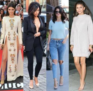 Sizzling Sightings: Zendaya Coleman, Kim Kardashian, Fanny Neguesha, Lady Gaga, Selena Gomez and More!