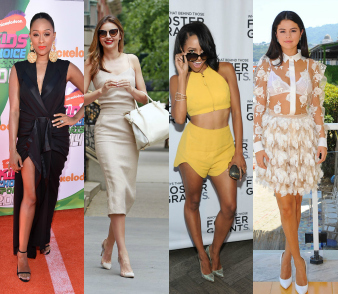 Tia Mowry, Kat Graham, Selena Gomez, David Beckham, Miranda Kerr and More!