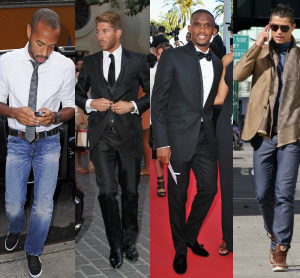 Top 12 Most Stylish & Fashionable Footballers