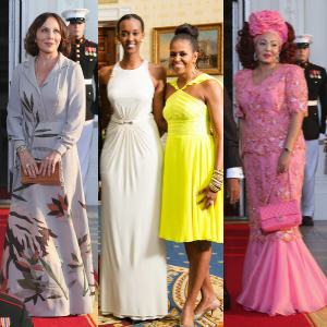 The 2014 U.S.-Africa Leaders Summit Red Carpet Review