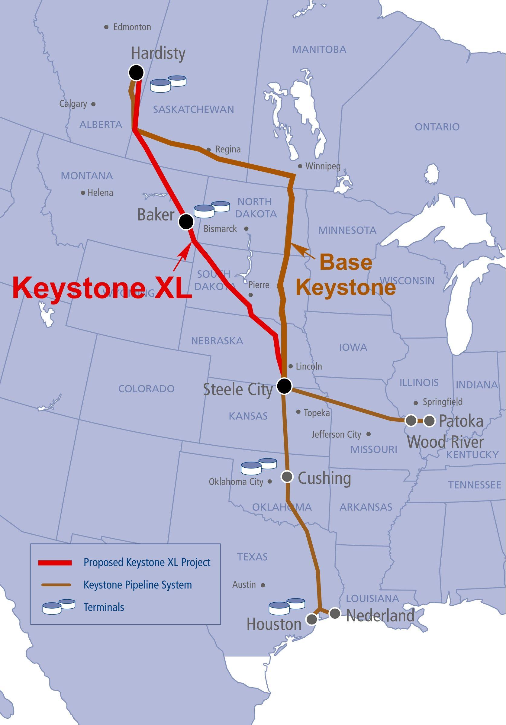 Art Berman The Keystone Xl Pipeline A Risky Bet On Higher Oil