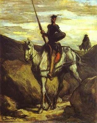 <b>Don</b> <b>Quixote</b> Related Paintings