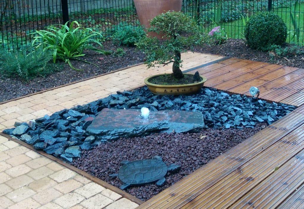 fontaine de jardin pour faire de son