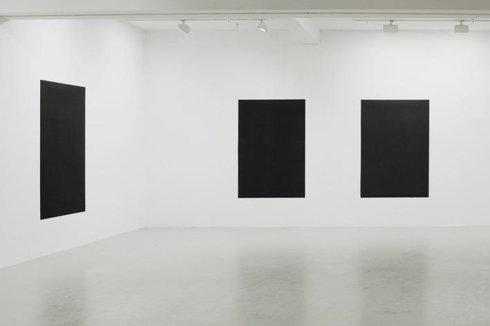 Ausstellungsansicht im Kunstraum Düsseldorf (Foto: Tobias Hantmann)
