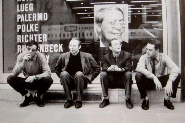 <b>Aus dem Zadik Galerie Heiner Friedrich - München, Köln, New York, 1963–1980</b>