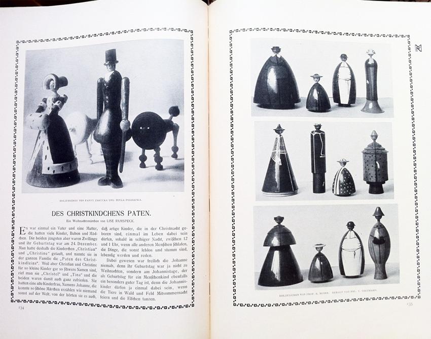 """""""Kind und Kunst"""" (Alexander Koch Verlag Darmstadt 1904-1905)"""