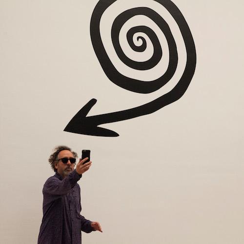 Brühl: Max Ernst Museum: Tim Burton Ausstellung