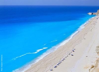 Lefkada Beaches | Art Blue Villas