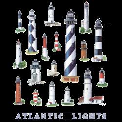 VARIOUS ATLANTIC LIGHTS