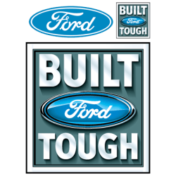 BUILT FORD TOUGH