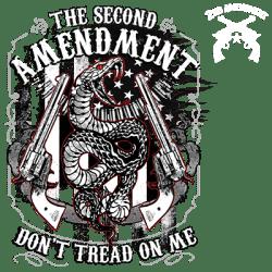 TEMP-THE SECOND AMENDMENT W/CREST