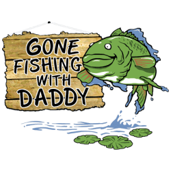 FISHING WITH DADDY