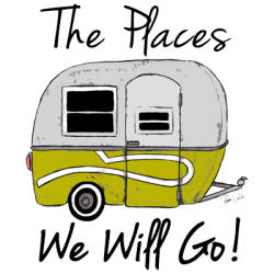 THE PLACES WE WILL GO