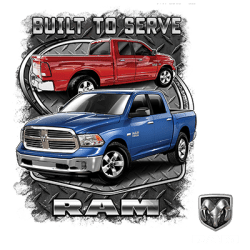 GUTS AND GLORY RAM TRUCK