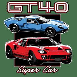 GT40 SUPER CAR