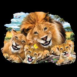 LION SELFIE