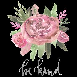 BE KIND FLOWERS