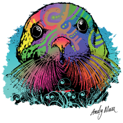 COLORFUL SEAL