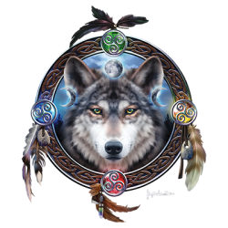 CELTIC WOLF GUIDE