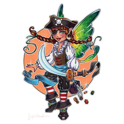 PHUNKY PHAIRY PIRATE